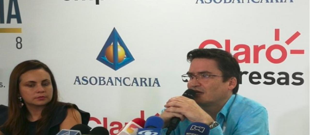 Asobancaria presenta primer equipo de seguridad cibernética