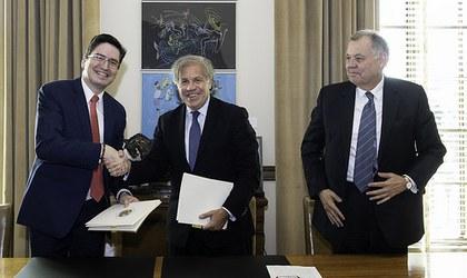 OEA y Asobancaria firman acuerdo en ciberseguridad para blindar a sector financiero